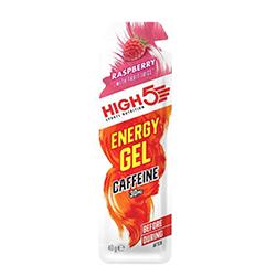 High5 gel med Hindbær