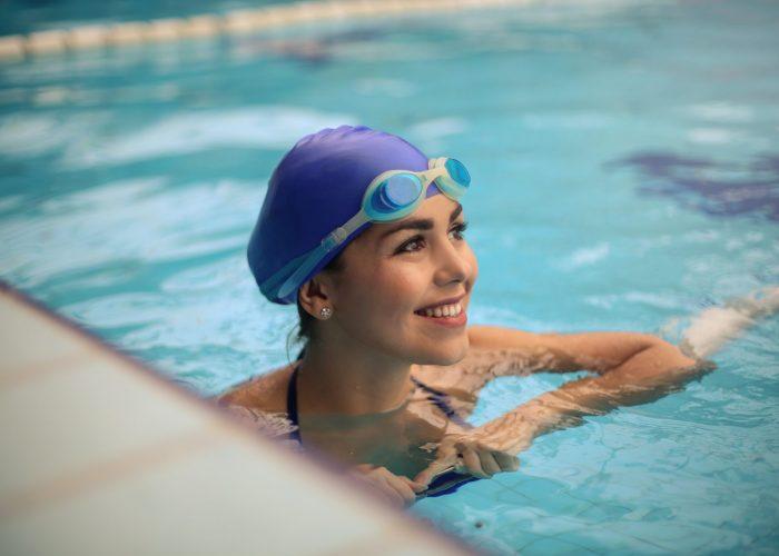 lær at svømme