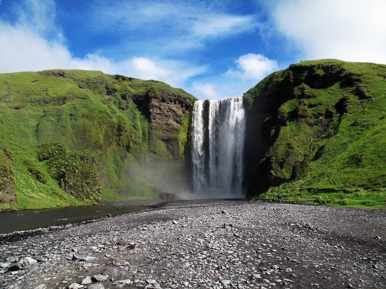 Vandring på Island