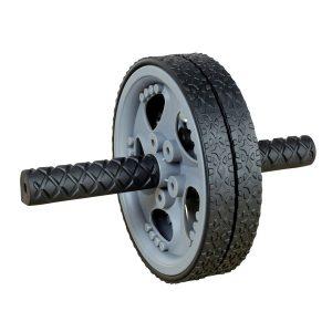 Træningshjul til at træne mavemuskler